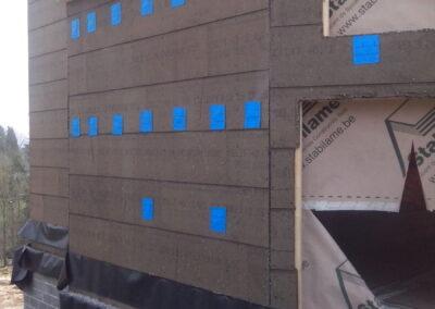 isolation mur cellulose